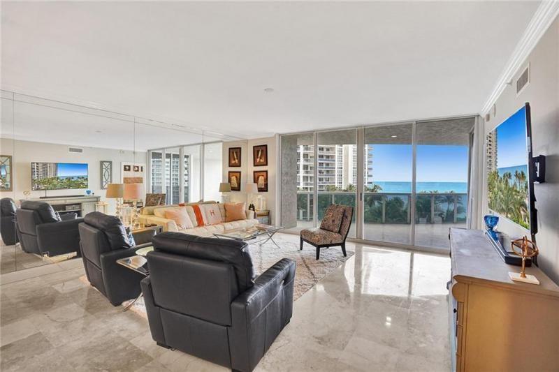 L'Hermitage for Sale - 3100 N Ocean Blvd, Unit 803, Fort Lauderdale 33308, photo 6 of 25