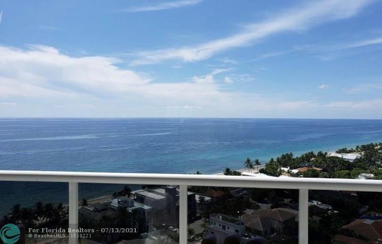 L'Hermitage for Sale - 3100 N Ocean Blvd, Unit 1607, Fort Lauderdale 33308, photo 2 of 14