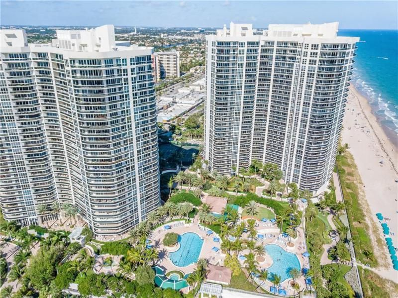 L'Hermitage for Sale - 3200 N Ocean Blvd, Unit 402, Fort Lauderdale 33308, photo 1 of 21