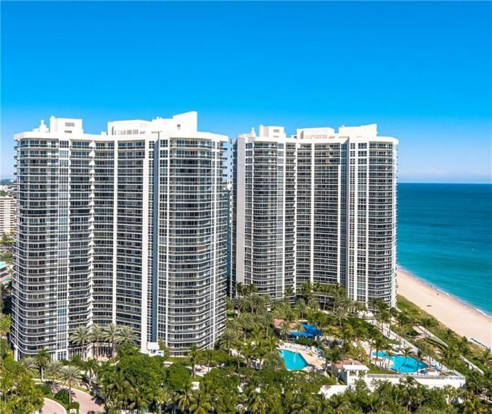 L'Hermitage for Sale - 3100 N Ocean Blvd, Unit 1003, Fort Lauderdale 33308, photo 1 of 38