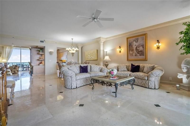 L'Hermitage for Sale - 3100 N Ocean Blvd, Unit 1003, Fort Lauderdale 33308, photo 11 of 38