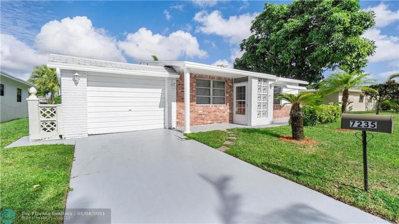 Paradise Gardens Sec 4 76 for Sale - 7235 NW 7 COURT, Margate 33063, photo 1 of 23