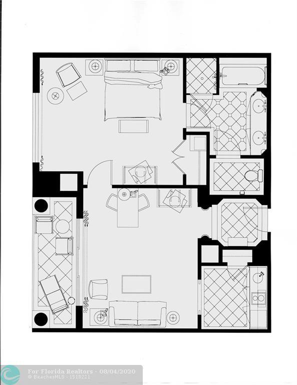 Atlantic Hotel Condominium for Sale - 601 N Fort Lauderdale Beach Blvd, Unit 615, Fort Lauderdale 33304, photo 24 of 24