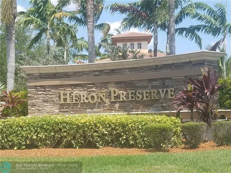 Heron Preserve for Sale - 6017 NW 118th Dr, Unit 6017, Coral Springs 33076, photo 28 of 28