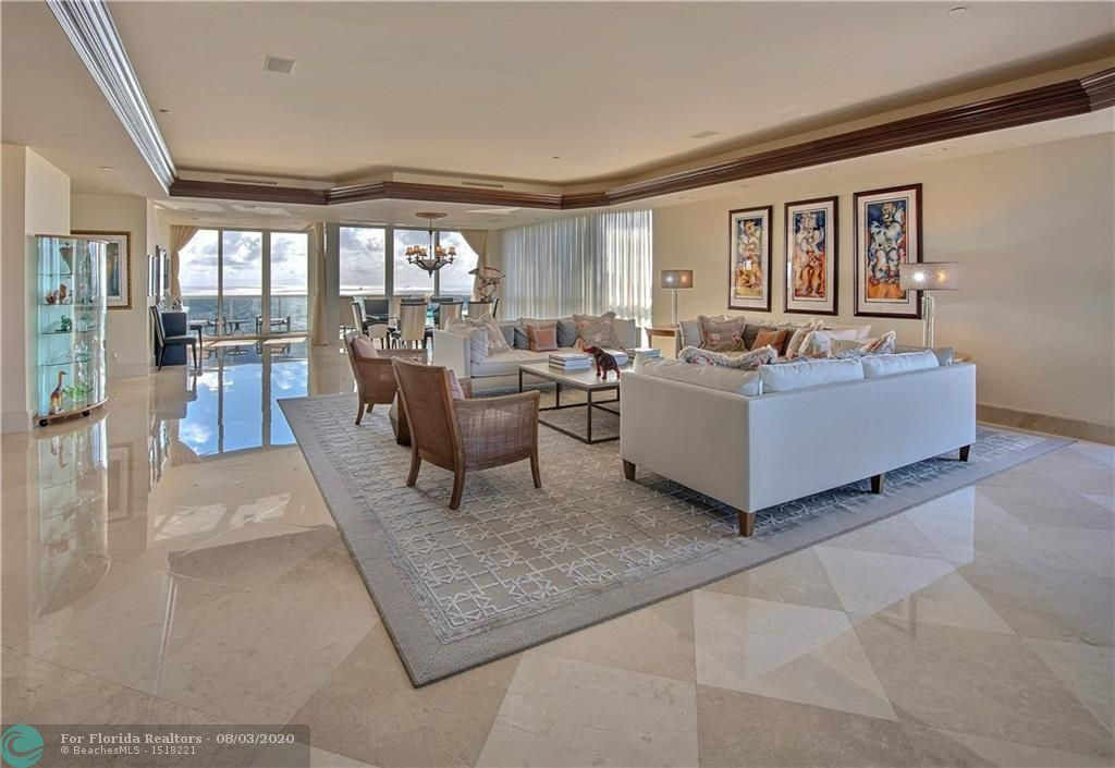 L'Hermitage for Sale - 3200 N Ocean Blvd, Unit PH2708, Fort Lauderdale 33308, photo 10 of 71