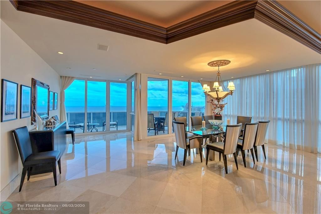 L'Hermitage for Sale - 3200 N Ocean Blvd, Unit PH2708, Fort Lauderdale 33308, photo 13 of 71