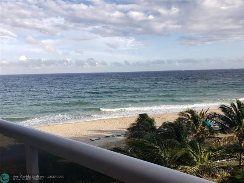 L'Hermitage for Sale - 3200 N Ocean Blvd, Unit A-510, Fort Lauderdale 33308, photo 4 of 19