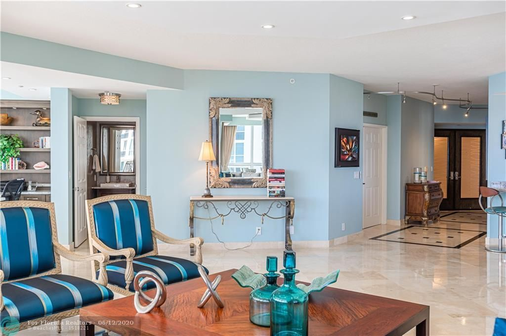 L'Hermitage for Sale - 3100 N Ocean Blvd, Unit 1409, Fort Lauderdale 33308, photo 10 of 72