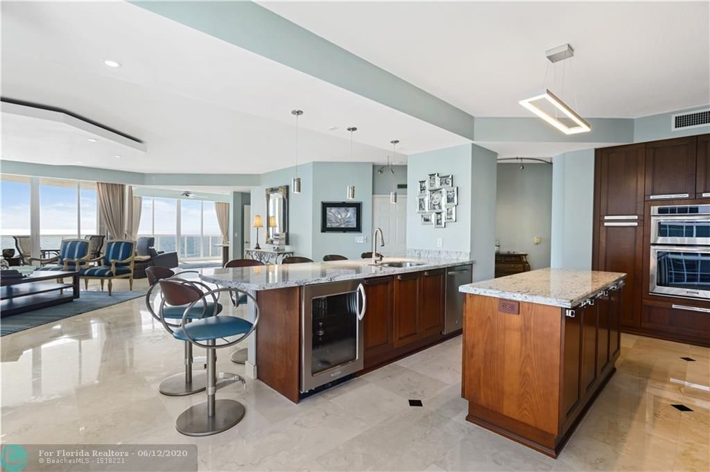 L'Hermitage for Sale - 3100 N Ocean Blvd, Unit 1409, Fort Lauderdale 33308, photo 72 of 72