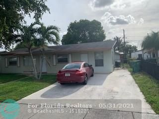 Larkdale for Sale - 1541 NW 31st Way, Lauderhill 33311, photo 1 of 2