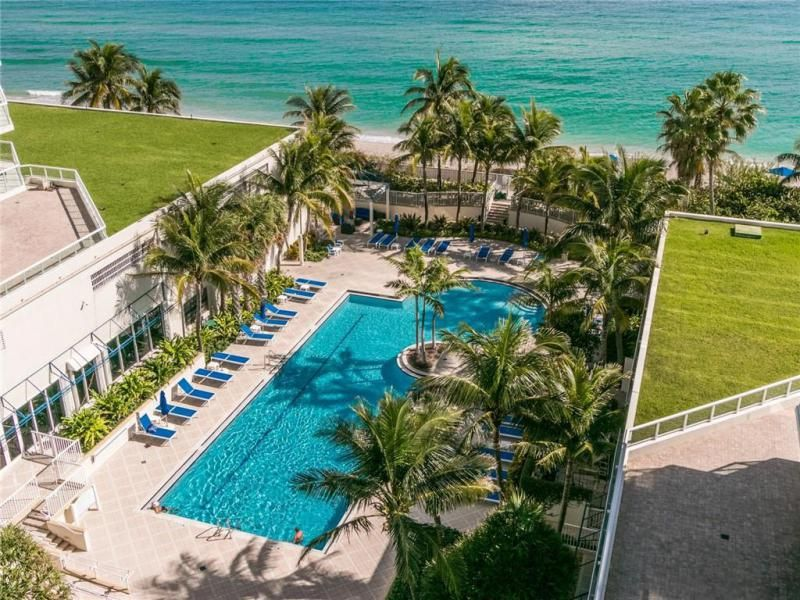 Renaissance On The Ocean for Sale - 6001 N Ocean Dr, Unit 802, Hollywood 33019, photo 42 of 44