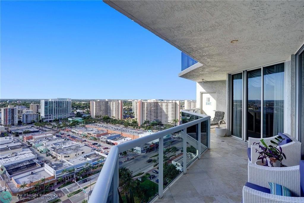 L'Hermitage for Sale - 3100 N Ocean Blvd, Unit 1802, Fort Lauderdale 33308, photo 17 of 36