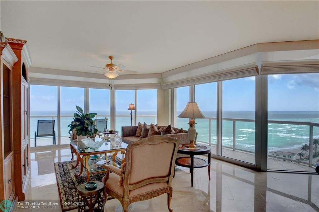 Renaissance On The Ocean for Sale - 6051 N Ocean Dr, Unit 1401, Hollywood 33019, photo 11 of 60