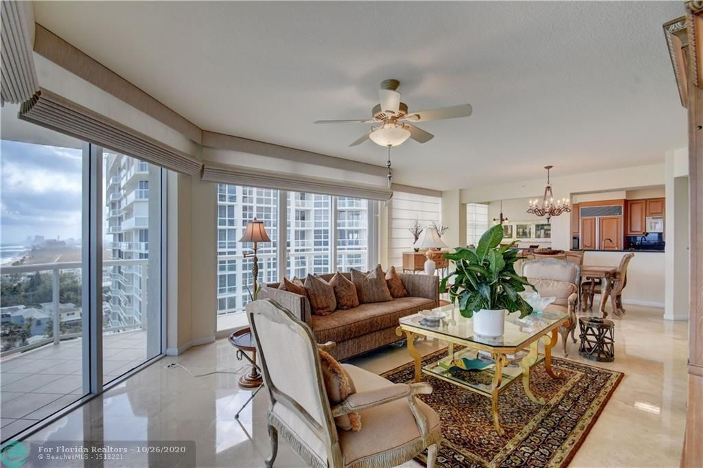 Renaissance On The Ocean for Sale - 6051 N Ocean Dr, Unit 1401, Hollywood 33019, photo 12 of 60