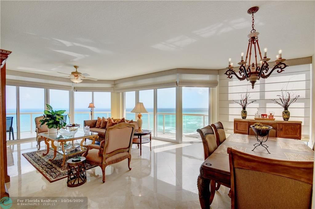 Renaissance On The Ocean for Sale - 6051 N Ocean Dr, Unit 1401, Hollywood 33019, photo 2 of 60
