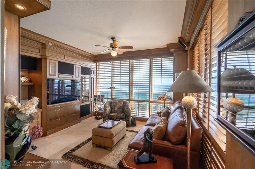 L'Hermitage for Sale - 3100 N OCEAN Blvd, Unit 1010, Fort Lauderdale 33308, photo 10 of 14