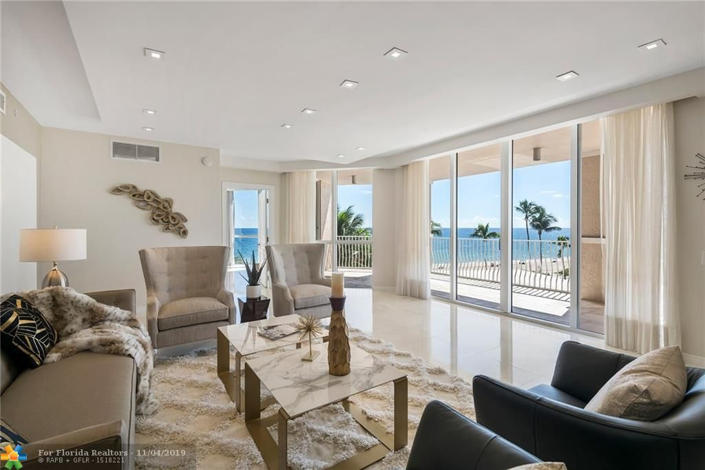 Europa By The Sea for Sale - 1460 S Ocean Blvd, Unit 403, Lauderdale-By-The-Sea 33062, photo 1 of 38