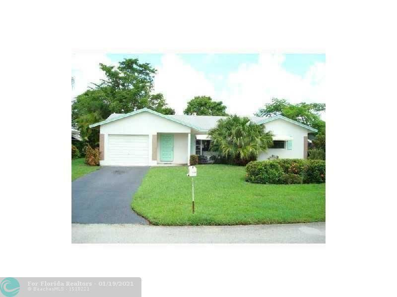 Westwood Community for Sale - 7314 NW 94th Ave, Tamarac 33321, photo 1 of 10