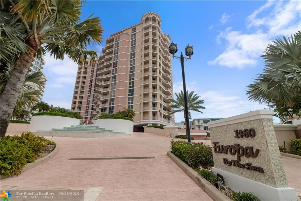 Europa By The Sea for Sale - 1460 S Ocean Blvd, Unit 602, Lauderdale-By-The-Sea 33062, photo 52 of 66
