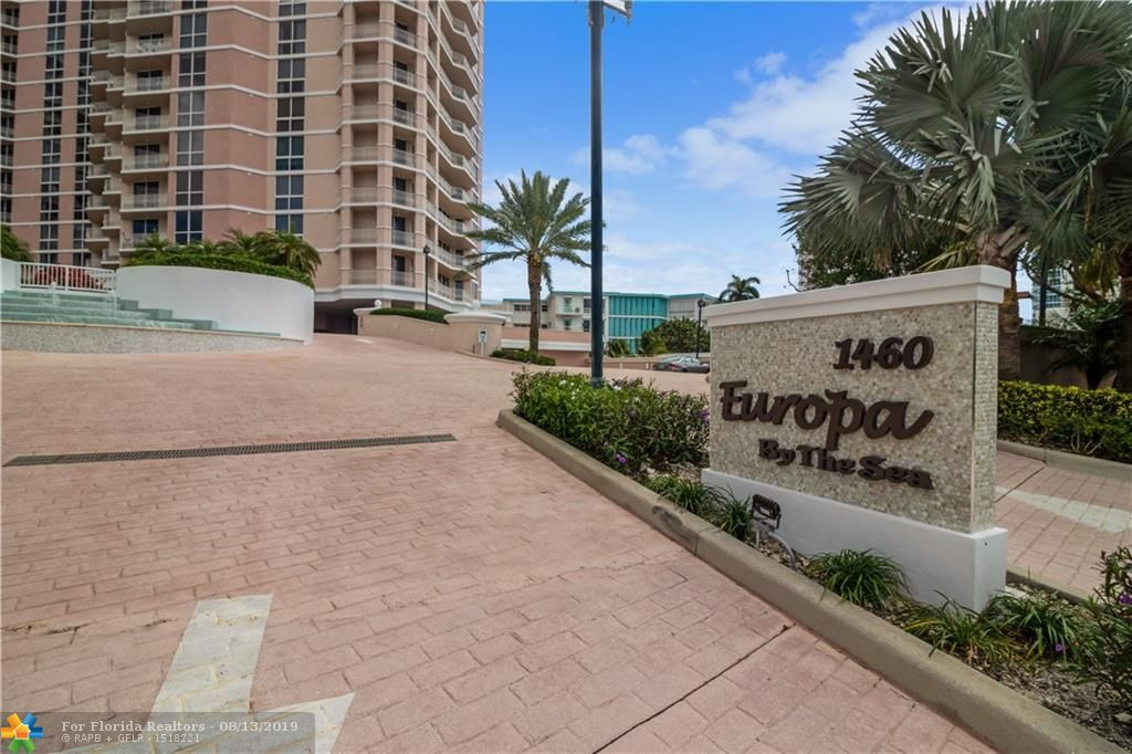Europa By The Sea for Sale - 1460 S Ocean Blvd, Unit 602, Lauderdale-By-The-Sea 33062, photo 53 of 66