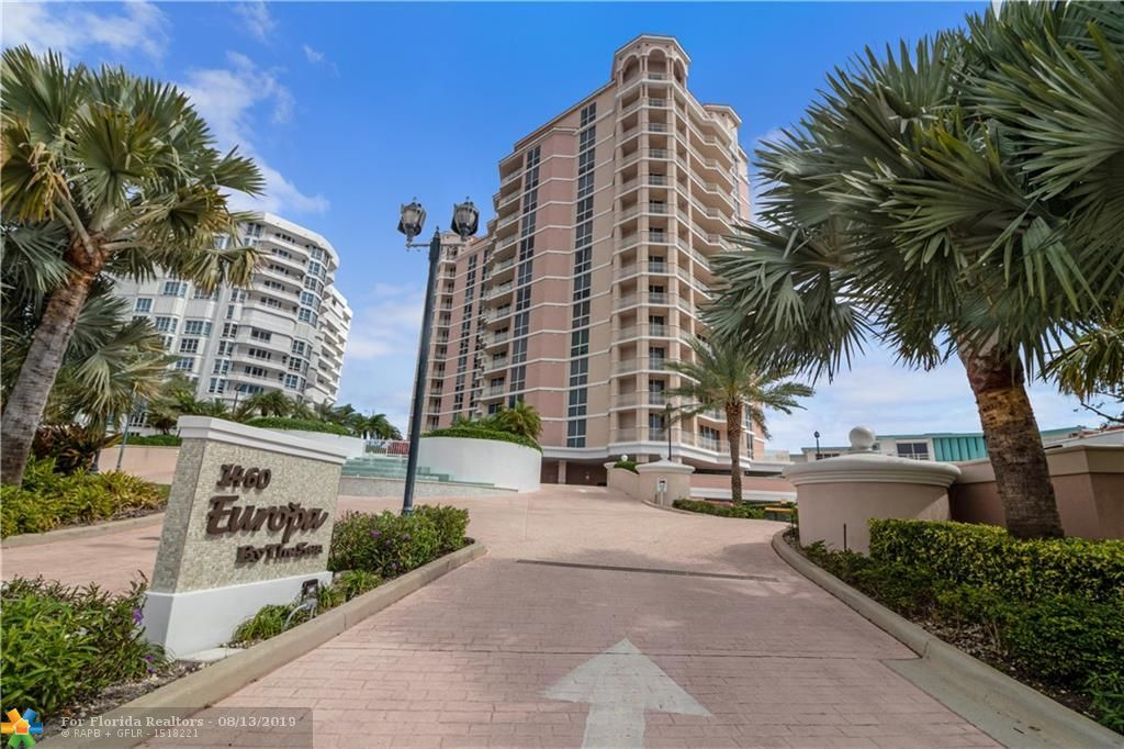 Europa By The Sea for Sale - 1460 S Ocean Blvd, Unit 602, Lauderdale-By-The-Sea 33062, photo 54 of 66