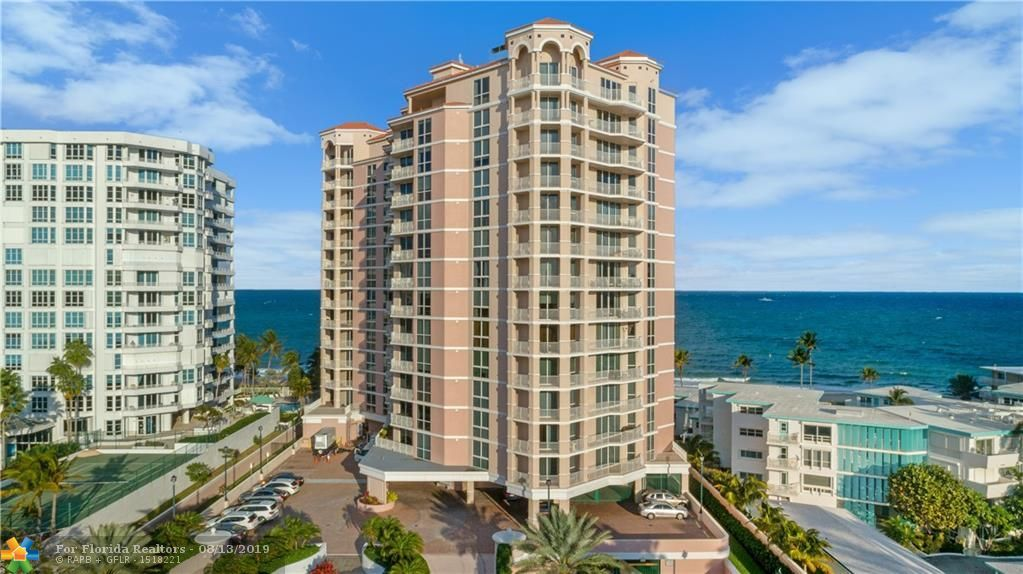 Europa By The Sea for Sale - 1460 S Ocean Blvd, Unit 602, Lauderdale-By-The-Sea 33062, photo 63 of 66