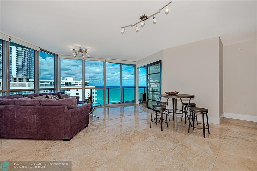 Ocean Palms for Sale - 3101 S Ocean Dr, Unit 1605, Hollywood 33019, photo 2 of 28