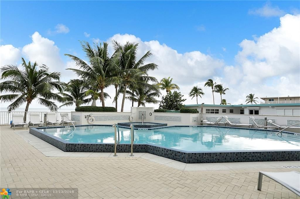 Europa By The Sea for Sale - 1460 S Ocean Blvd, Unit 401, Lauderdale-By-The-Sea 33062, photo 48 of 49