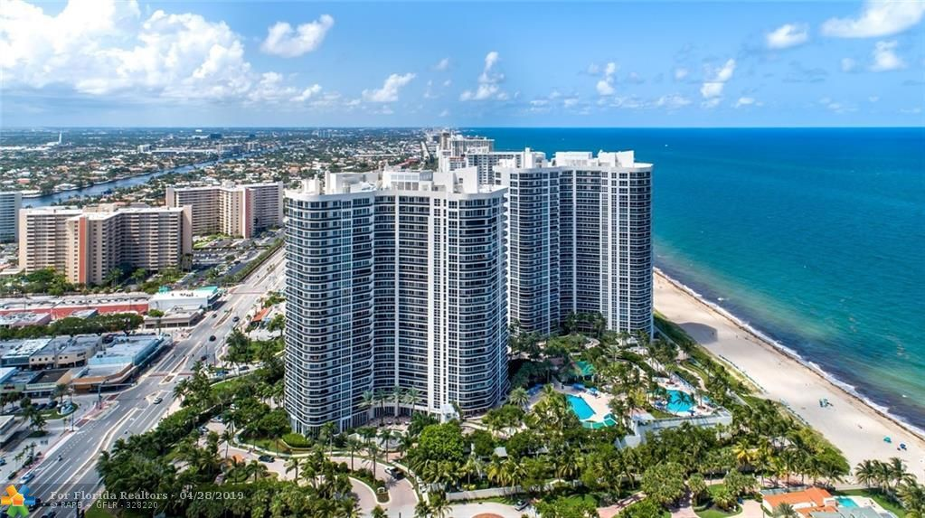 L'Hermitage for Sale - 3200 N Ocean Blvd, Unit 2403, Fort Lauderdale 33308, photo 1 of 45