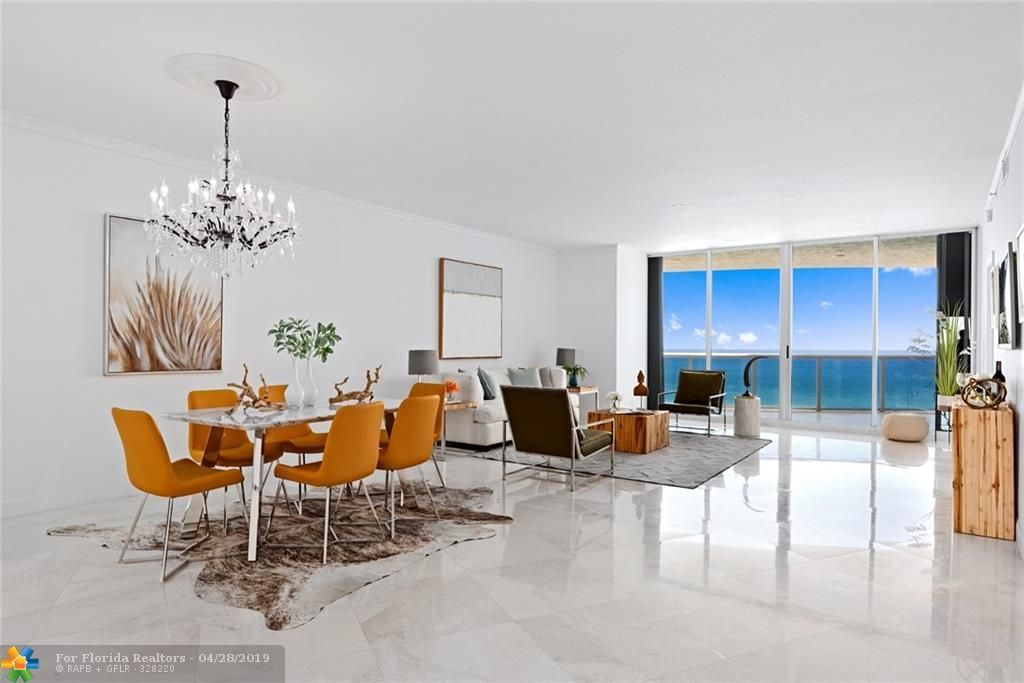 L'Hermitage for Sale - 3200 N Ocean Blvd, Unit 2403, Fort Lauderdale 33308, photo 4 of 45