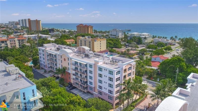 1 Ocean Boulevard for Sale - 101 SE 20th Ave, Unit 203, Deerfield Beach 33441, photo 2 of 31