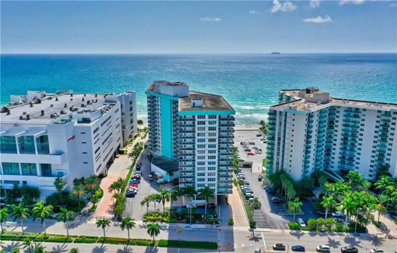Sea Air Towers for Sale - 3725 S Ocean Dr, Unit 1421, Hollywood 33019, photo 2 of 47
