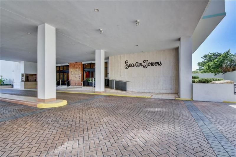 Sea Air Towers for Sale - 3725 S Ocean Dr, Unit 1421, Hollywood 33019, photo 32 of 47