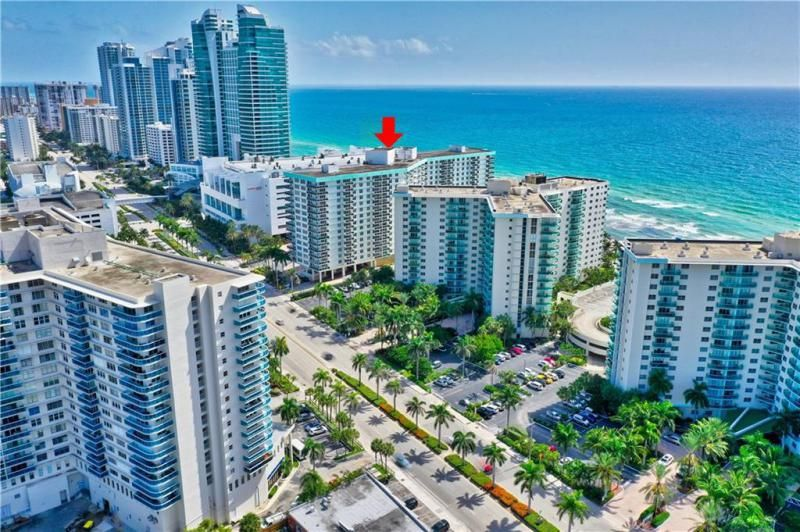 Sea Air Towers for Sale - 3725 S Ocean Dr, Unit 1421, Hollywood 33019, photo 39 of 47