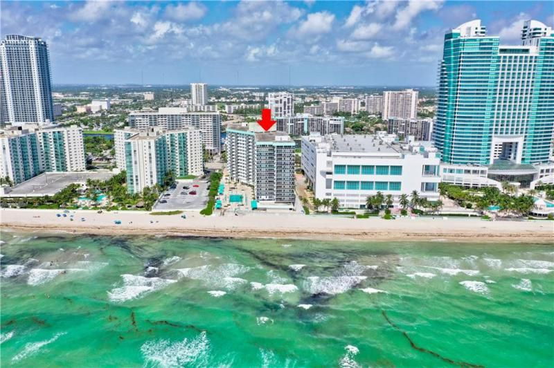 Sea Air Towers for Sale - 3725 S Ocean Dr, Unit 1421, Hollywood 33019, photo 42 of 47
