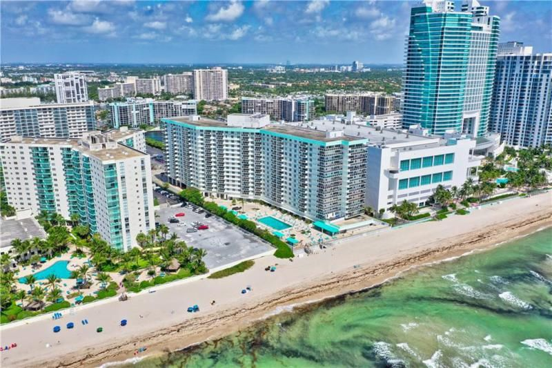 Sea Air Towers for Sale - 3725 S Ocean Dr, Unit 1421, Hollywood 33019, photo 43 of 47
