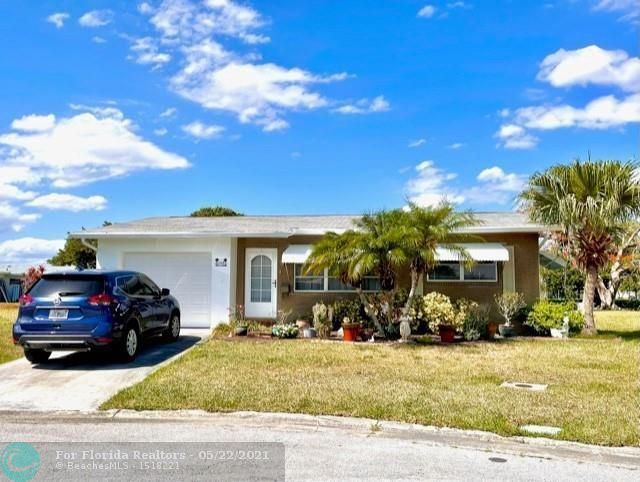 Paradise Gardens Sec 2 for Sale - 6755 NW 15th St, Margate 33063, photo 1 of 27
