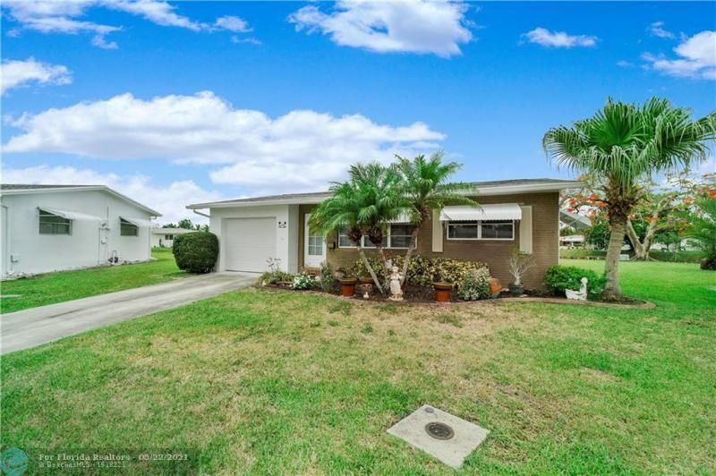 Paradise Gardens Sec 2 for Sale - 6755 NW 15th St, Margate 33063, photo 2 of 27