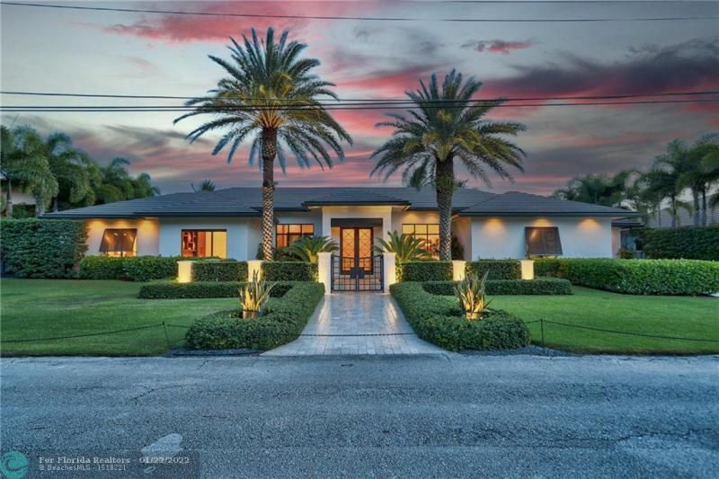 Venetian Isles for Sale - 2840 NE 44th St, Lighthouse Point 33064, photo 3 of 85