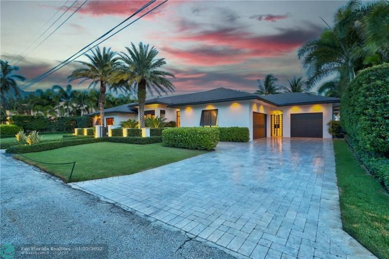 Venetian Isles for Sale - 2840 NE 44th St, Lighthouse Point 33064, photo 66 of 85