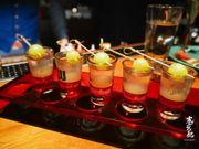 【中肯‧食記】Fourplay Cuisine‧捷運大安站 人氣調酒師坐鎮‧氣氛...