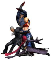 《The King of Fighters XIV》最新四人DLC