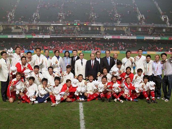 從9年前今天的東亞運金牌 看鳳凰計劃為香港足球帶來甚麼
