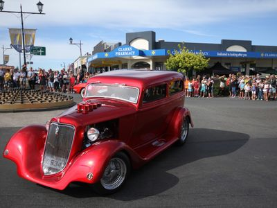 Waihi's Warm Up Party for Beach Hop 2016