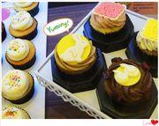 Twelve Cupcakes♥中秋節月餅杯子蛋糕xTwinlings茶包