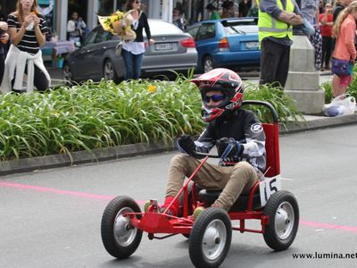 Go Waihi Annual Trolley and Skateboard Derby 2014