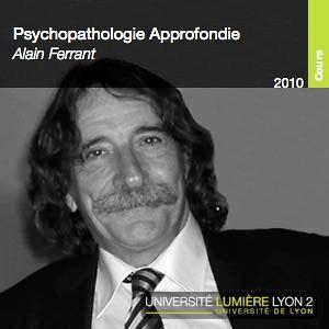 Psychopathologie approfondie