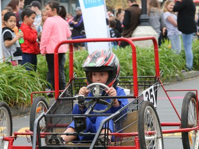 GO Waihi Annual Trolley Derby 2017