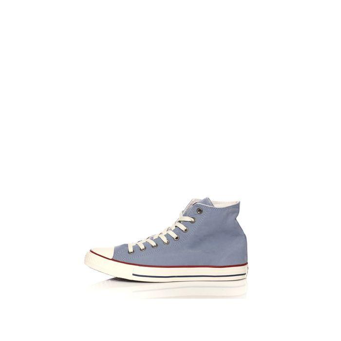 CONVERSE - Unisex παπούτσια CONVERSE Chuck Taylor All Star Hi μπλε