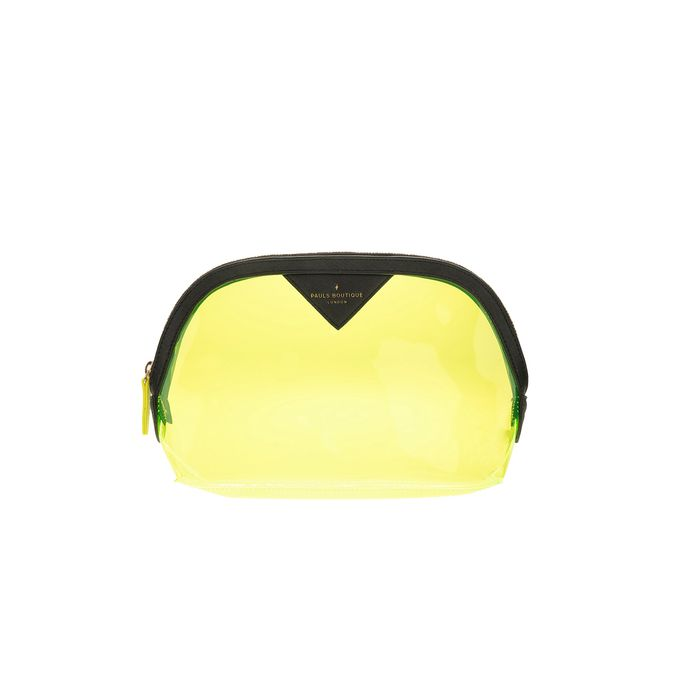 PAUL'S BOUTIQUE - Γυναικείο τσαντάκι-νεσεσέρ MARCELLE κίτρινο